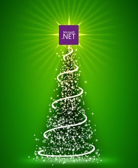 Der .NET Christbaum
